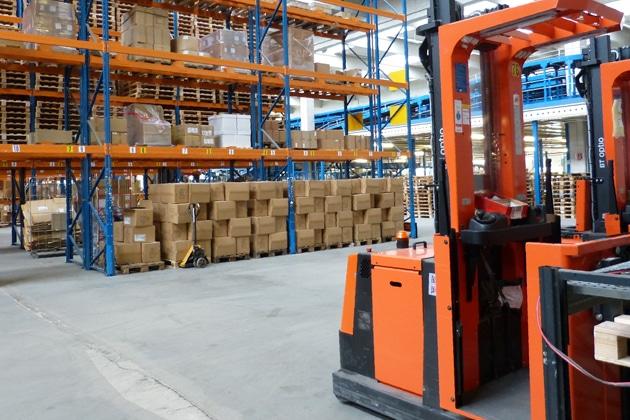 Warehouse - MSE-Logistics